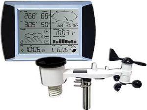 imagen de la estacion meteorologica froggit wh1080se