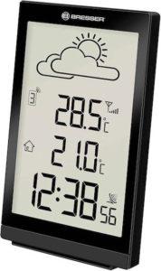 imagen de la estacion meteorologica bresser temeotrend st