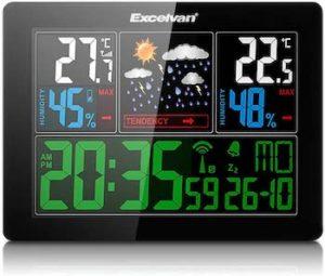 imagen de la estacion meteorologica excelvan colour