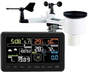 imagen de la estacion meteorologica wh3000 se