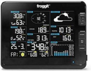 imagen de la estacion meteorologica froggit wh6000
