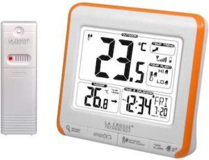 imagen de la estación meteorológica la crosse ws6811whi-ora