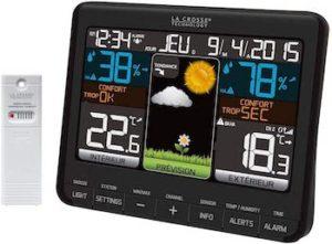 imagen de la estación meteorológica ws6825