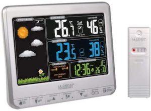 imagen de la estación meteorológica la crosse ws6826whi-sil