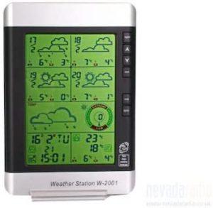 imagen de la estación meteorológica watson w2001