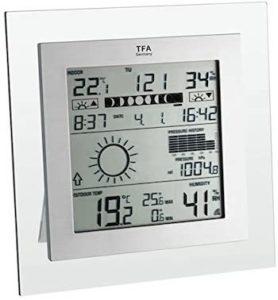 imagen de la estación meteorlógica tfa square plus