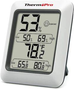 imagen de la estación meteorológica thermopro tp50